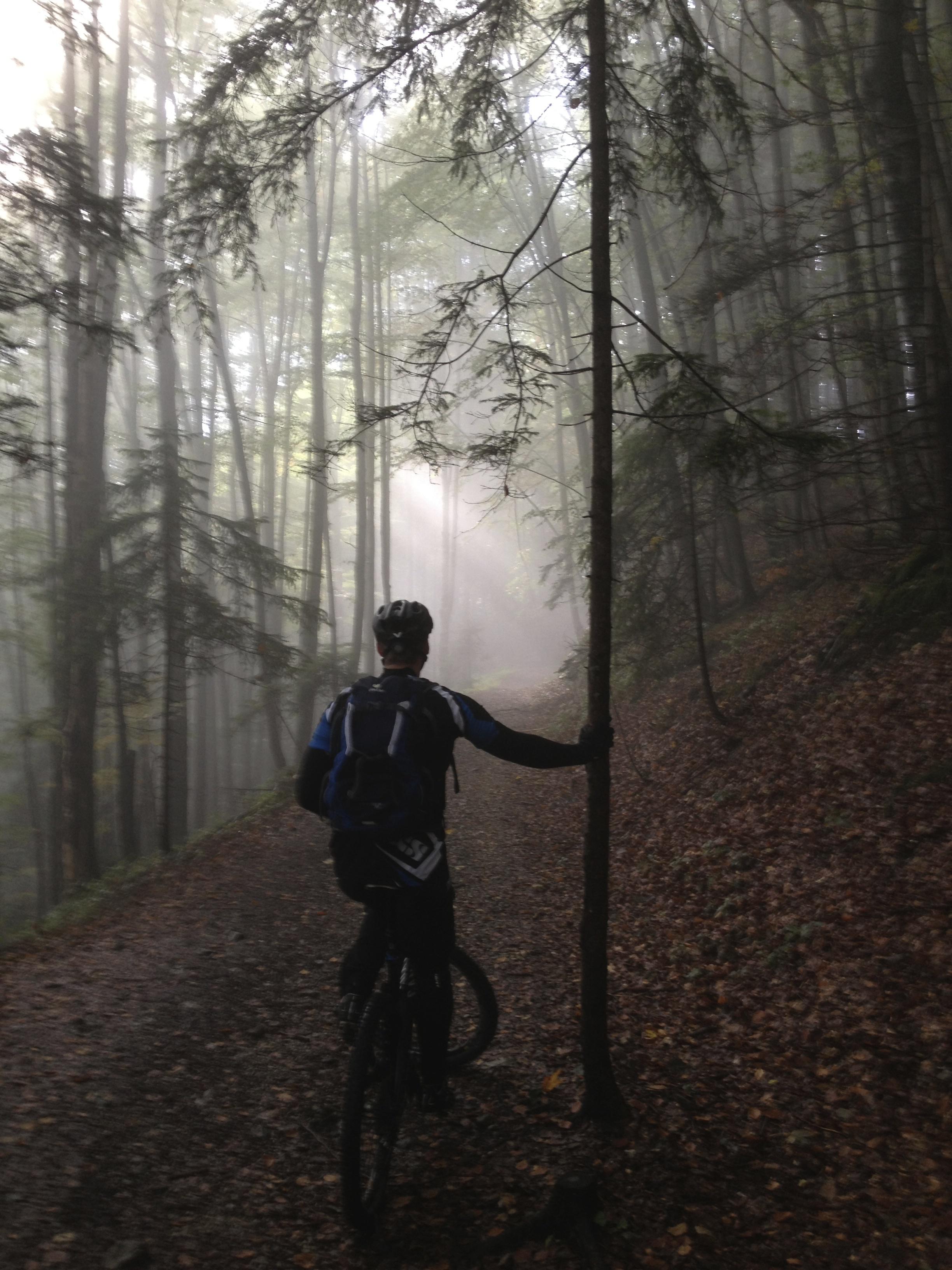 Zwischen Schliersee und Spitzingsee