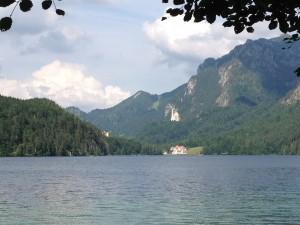 Neuschwanstein-Alpsee