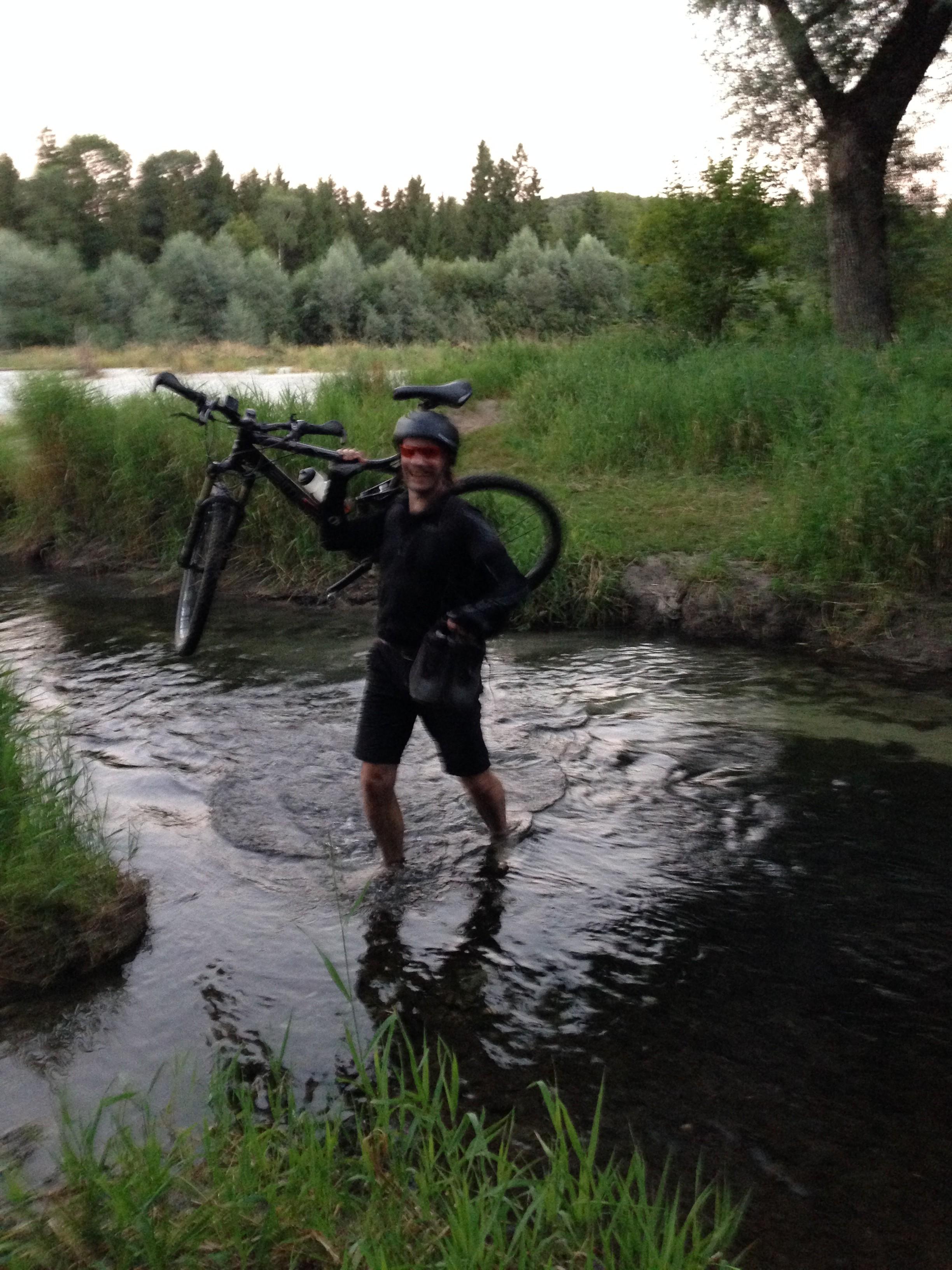 Abenteuer auf dem Rad