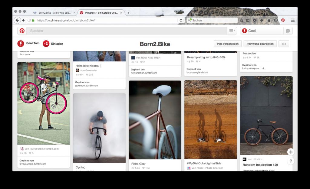 Noch mehr Ideen mit Born2.Bike auf Pinterest