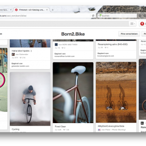 Born2.Bike auf Pinterest