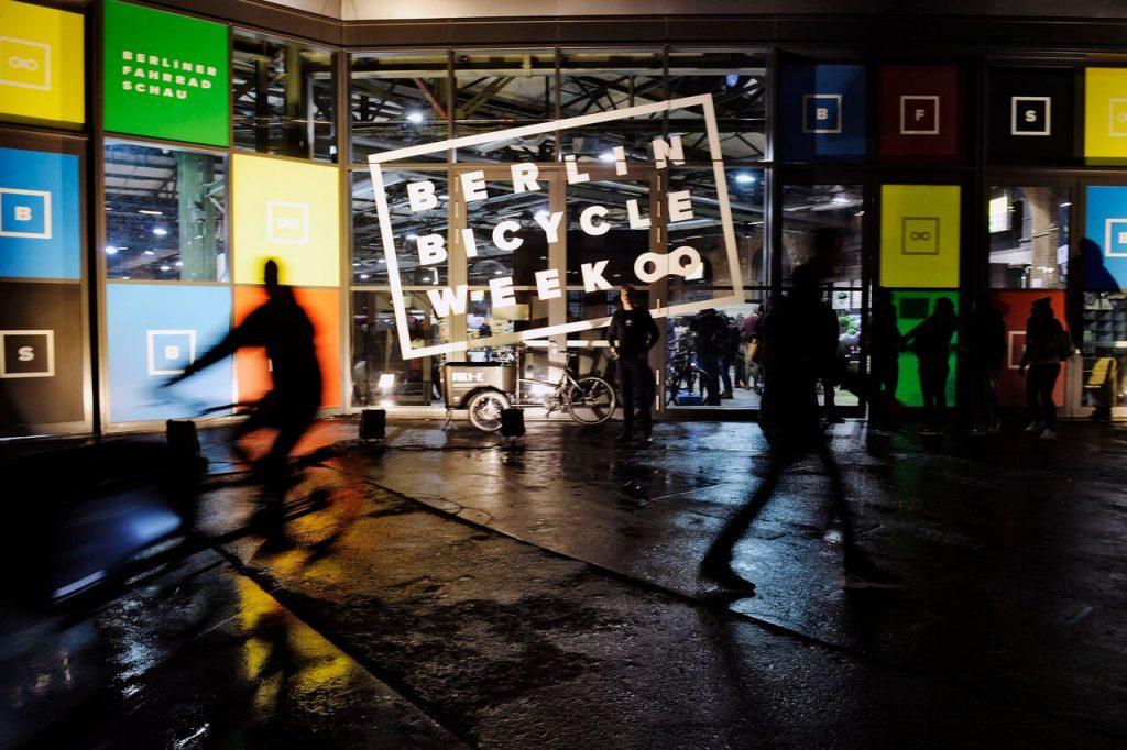 Berliner Fahrradschau - Highlight der Radszene