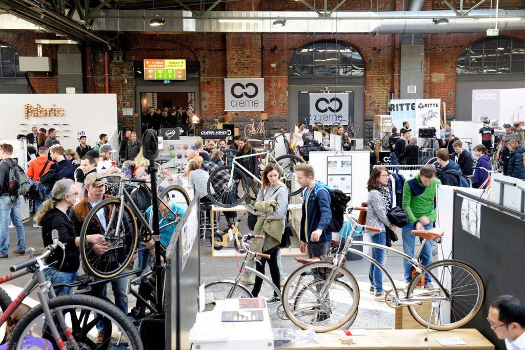 Messe mit Charme - Berliner Fahrradschau