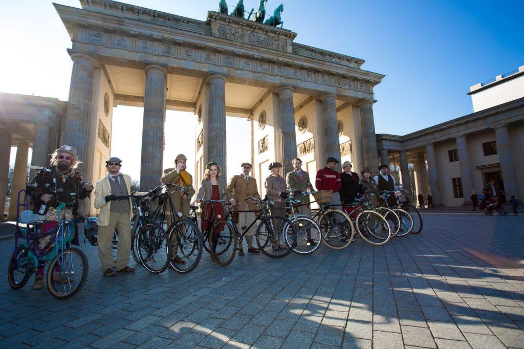 Berlin Tweed Days, Foto (c) Berliner Fahrradschau