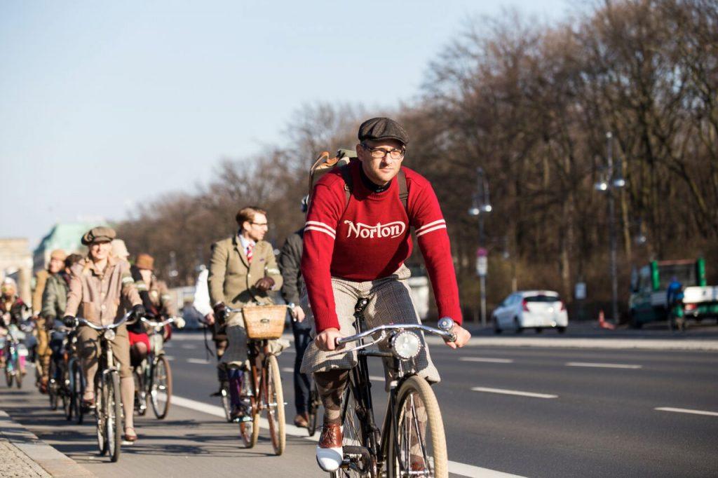 Die Berlin Tweed Days 2, Foto (c) Berliner Fahrradschau