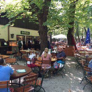 Urban Bike Tour München- Augustiner
