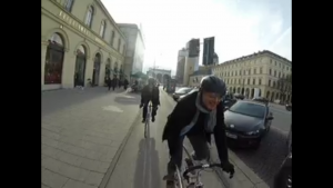 Urban Bike Tour Ludwigstrasse