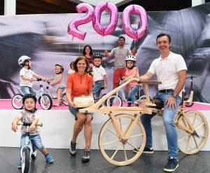 200 Jahre Fahrrad - in Friedrichshafen
