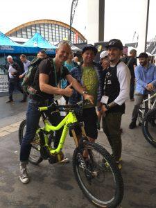 Recap EUROBIKE 2017 - eDownhill-Bikes von Ego-Kits