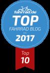 Gesamtwertung beliebtester Fahrrad-Blogs