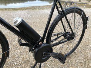 Next Level Urban Bike: eBike-Antrieb trifft schöne Komponenten