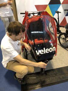 Kinderwagen oder Cargo-Bike