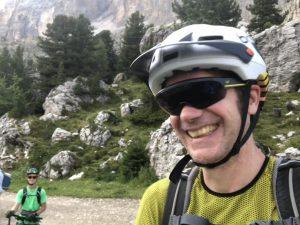 Praxistest Everysight Raptor in den Dolomiten