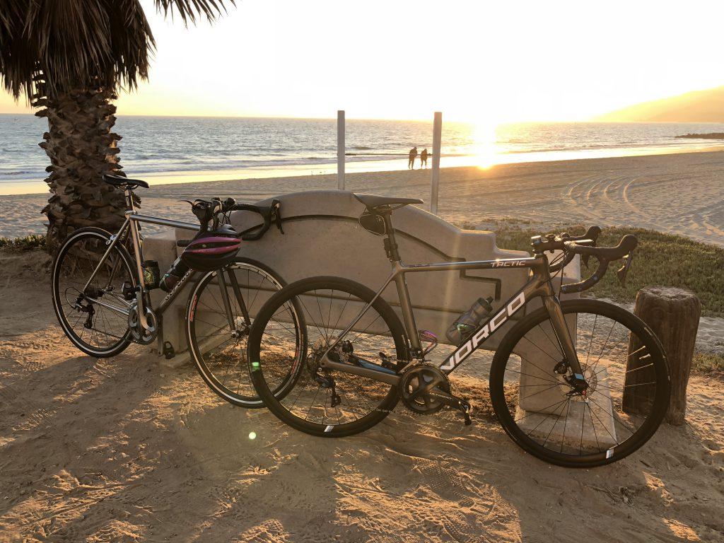 Our Bikes @ Sunrise