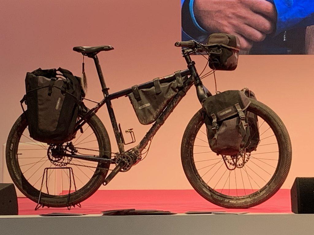 Das Rad für BikeRafting in Sibirien - ein ToutTerrain
