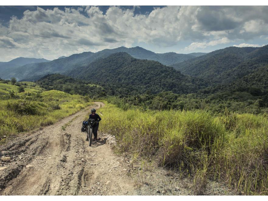 Indonesia by bike