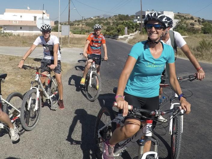 Wie wird man Triathlet? Mit MTB Training im Urlaub zum Beispiel