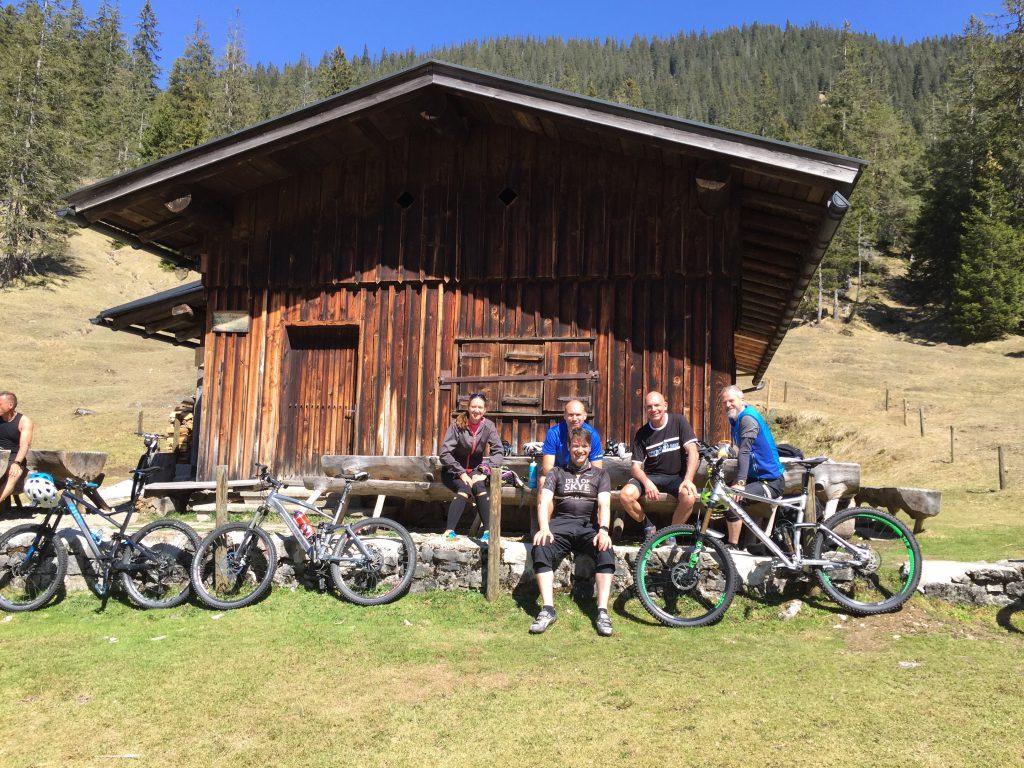 Ein Schlüsselerlebnis: die Schlössertour mit born2.bike
