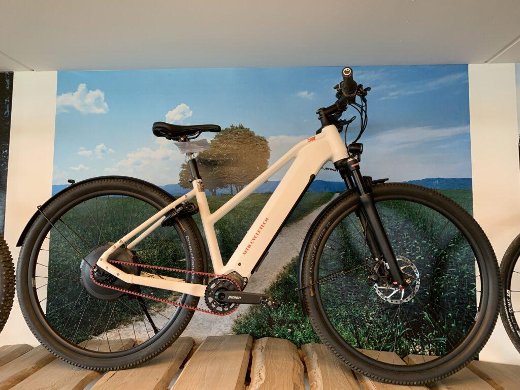 Wartungsarmes Pendler-Bike - gut für viele Kilometer