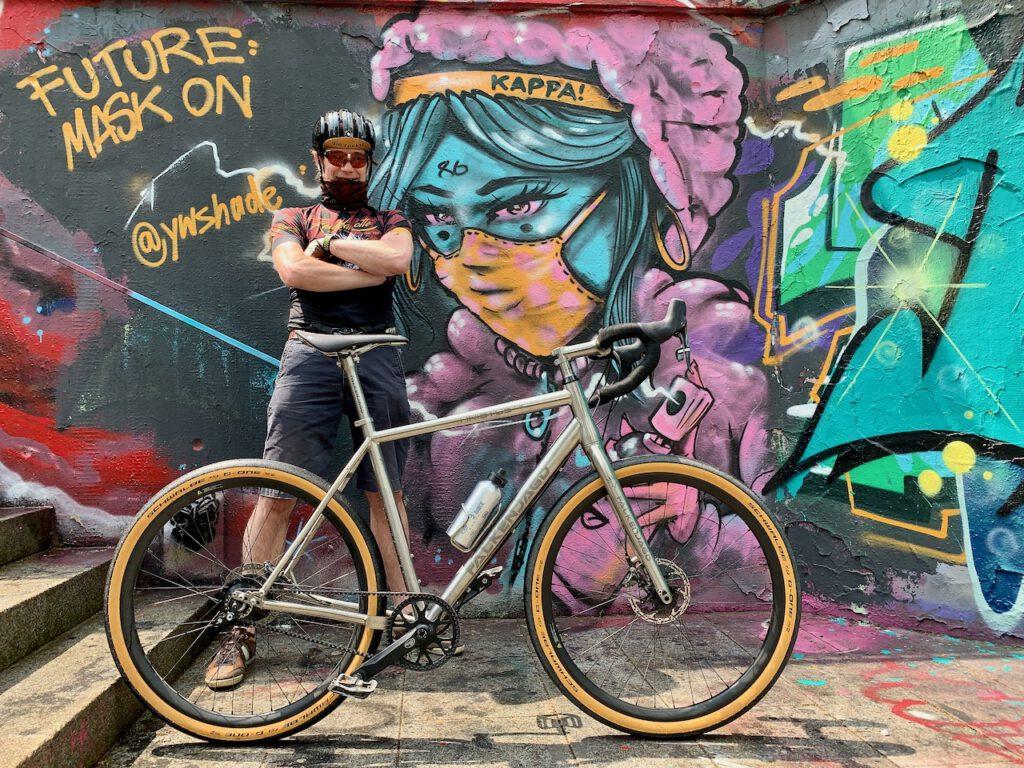 Titanium Bike Porn