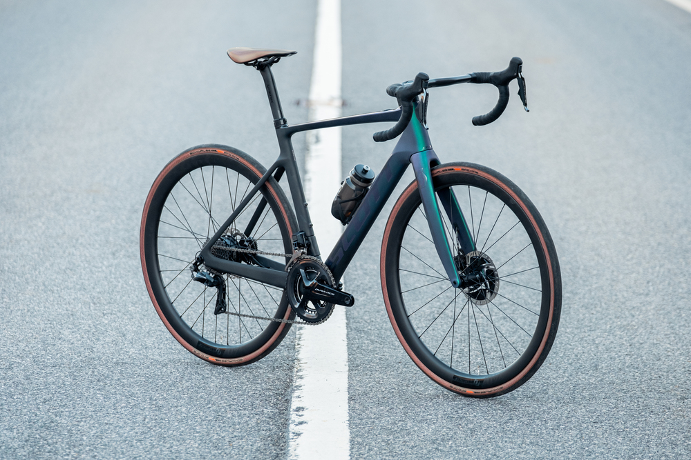 Im Test: Scott Addict e-Ride E-Rennrad
