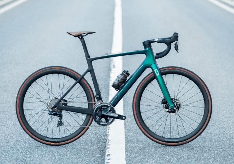 das Scott Addict e-Ride E-Rennrad im Test