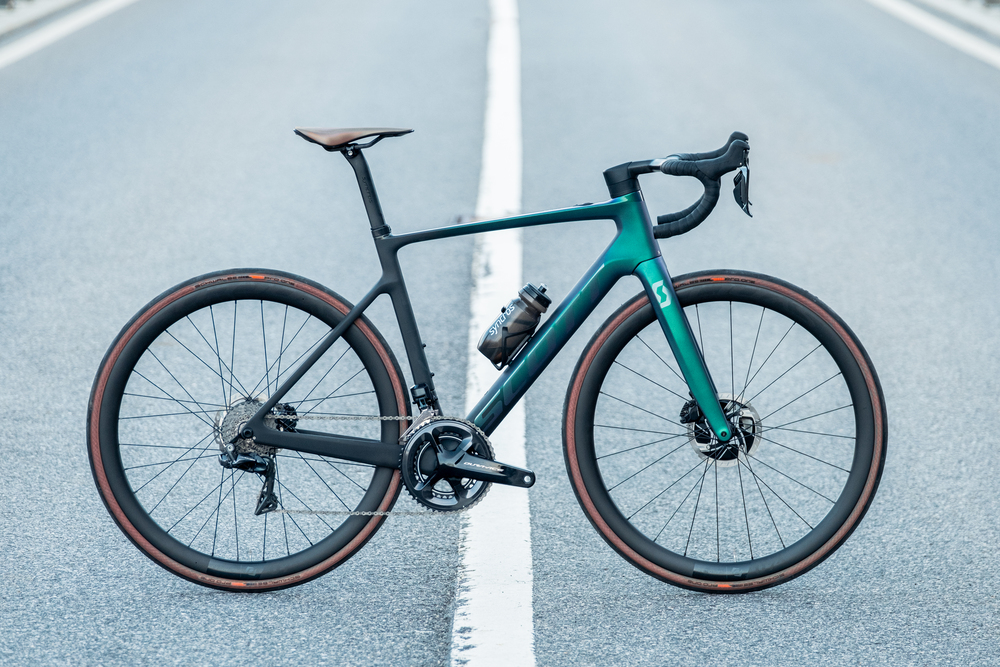 das Scott Addict e-Ride E-Rennrad im Test