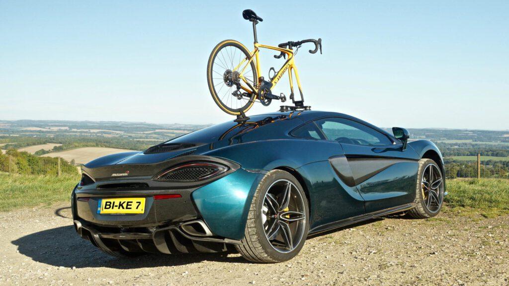 McLaren Bike