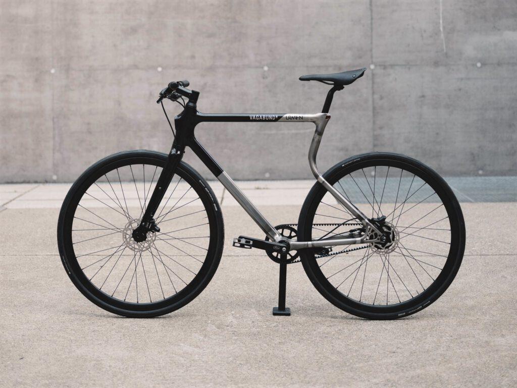 Bikes aus dem 3D-Drucker können so schön sein: das Urwahn Stadtfuchs Vagabund